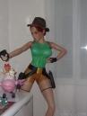 statue Lara Croft
